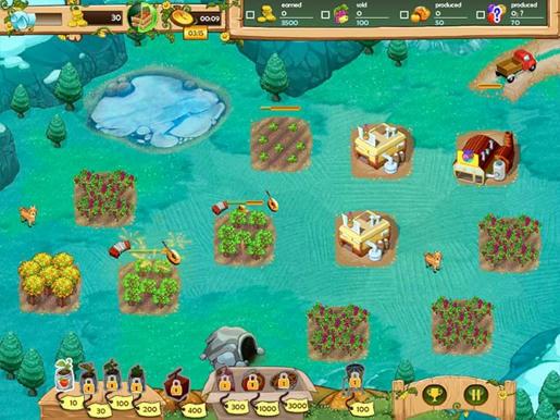 Fruits Inc. 2 ภาพตัวอย่าง 02