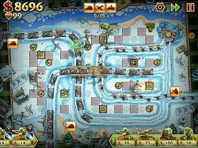 Toy Defense 2 ภาพตัวอย่าง 03