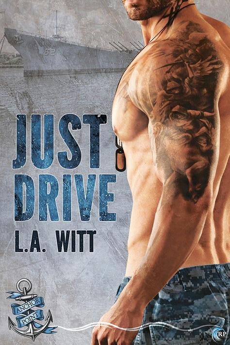 L.A. Witt - Just Drive Banner