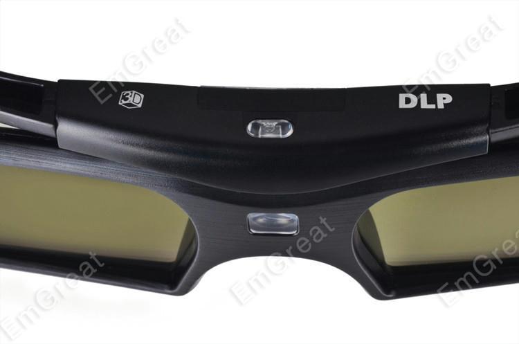 نظارات خــاصة بالبروجكتوروالشاشات G15-DLP Active