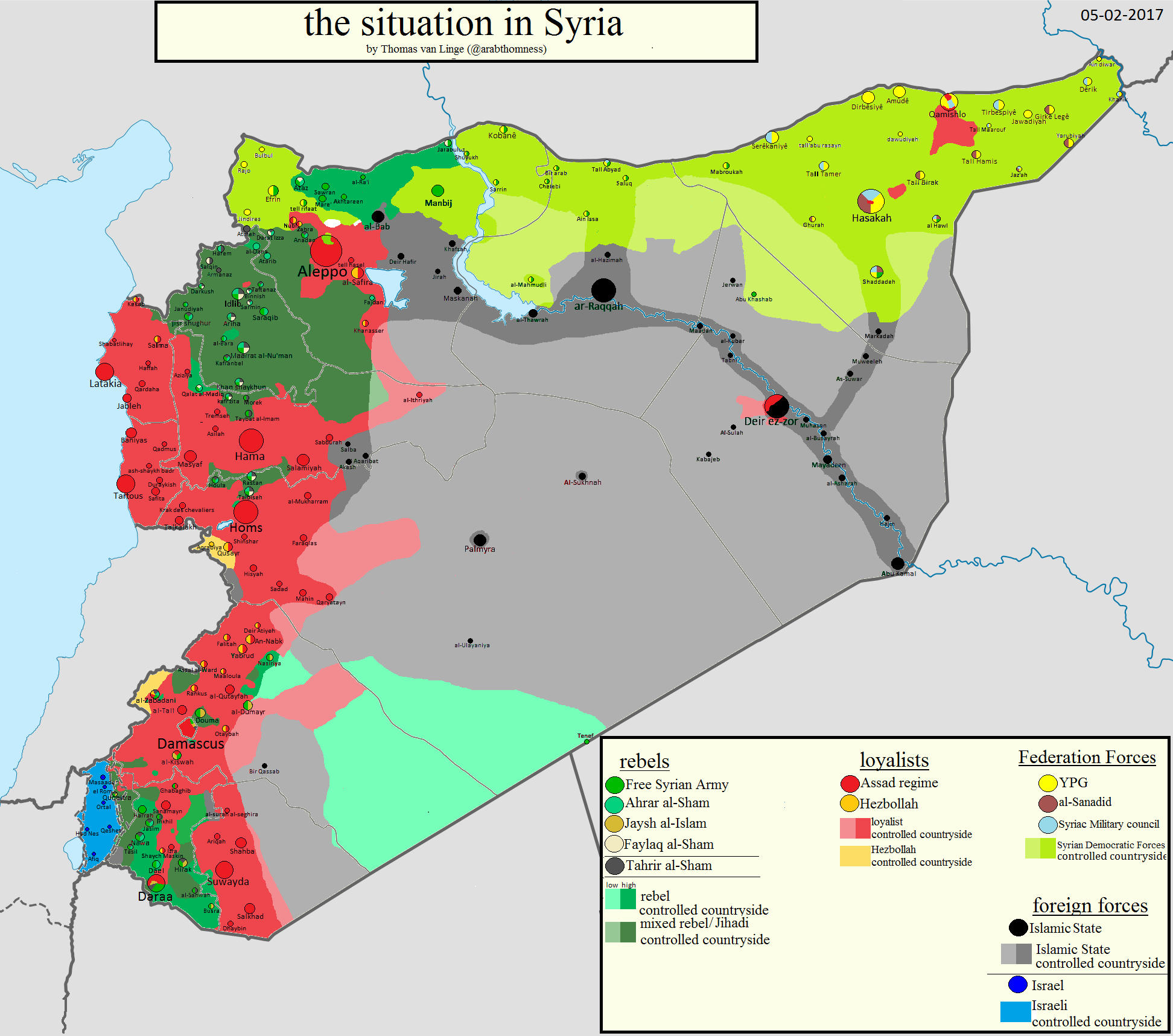 Syria Maps - Perry-Castañeda Map Collection - UT Library Online