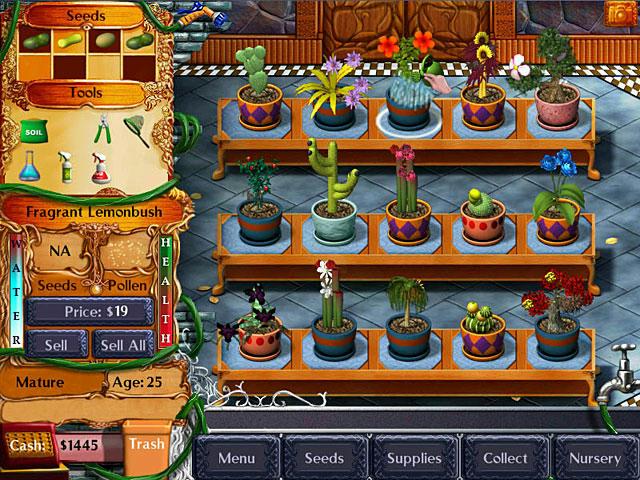 Plant Tycoon ภาพตัวอย่าง 02