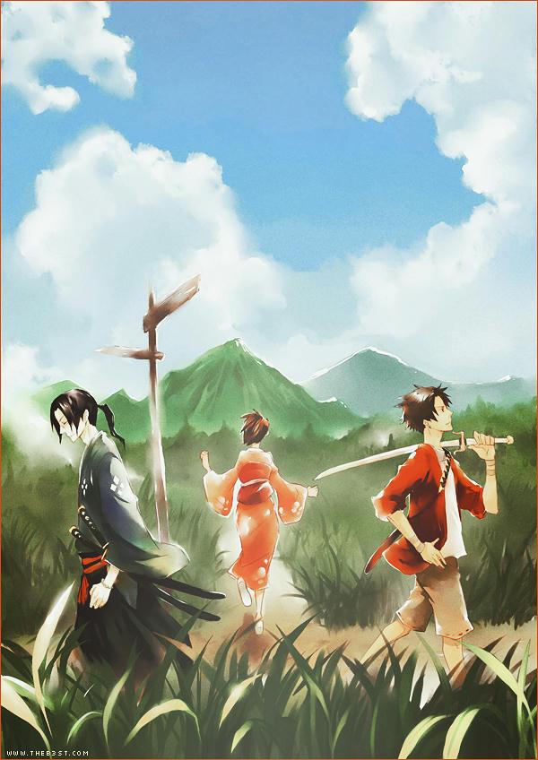The Hunters | لا تمضي حياتك في تقديم الأعذار .. فالمسؤول الوحيد عن خياراتـك هو أنت ! | Samurai Champloo | تقرير Ex8g16oth7dmbtczg