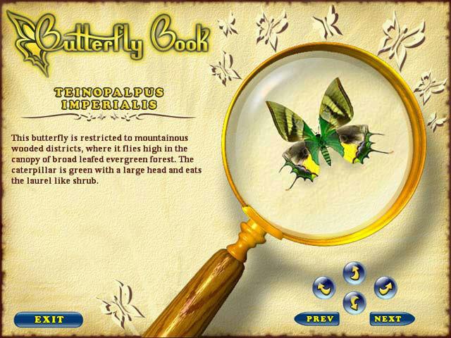 Butterfly Escape ภาพตัวอย่าง 03