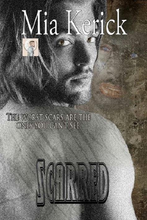 Mia Kerick - Scarred Cover