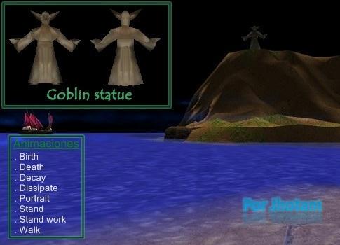Goblin statue_ Por JhOtAm Ck9830o5egqwarhfg
