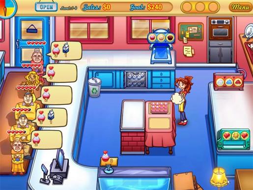 Jessica's Cupcake Cafe ภาพตัวอย่าง 01