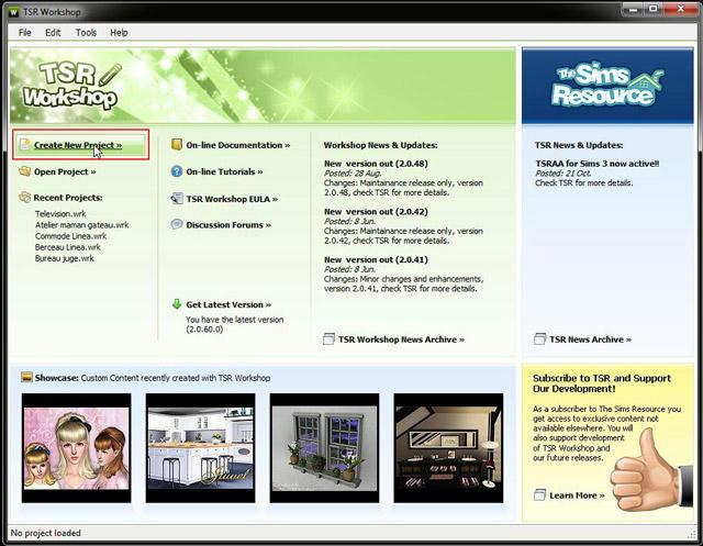 [Débutant] Manipuler TSRW - Convertir un fichier Sims3pack en fichier Package M6p3kw0nz7dzz2bzg