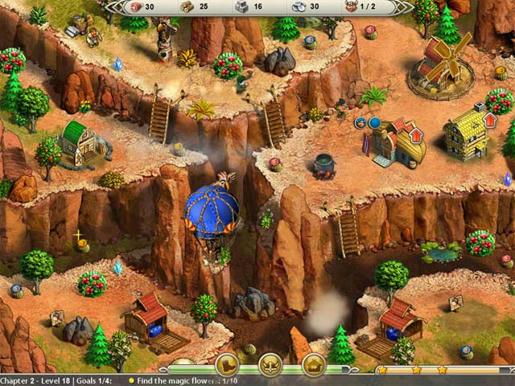 Viking Saga - New World ภาพตัวอย่าง 03