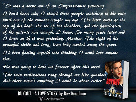 Dev Bentham - Buyout A Love Story Teaser