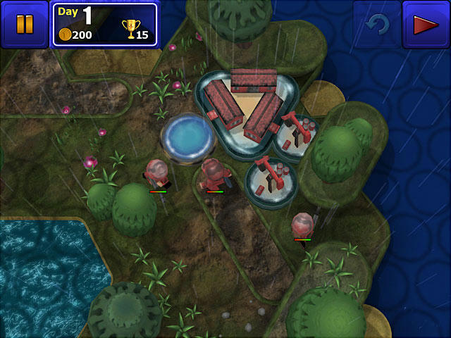 Great Little War Game ภาพตัวอย่าง 02