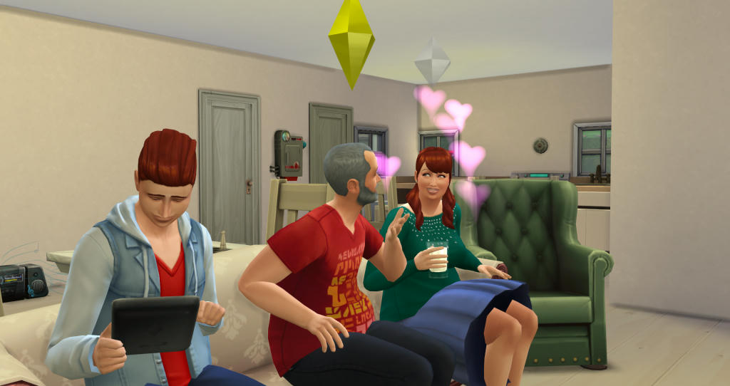 Around the Sims 3 Custom Content Downloads