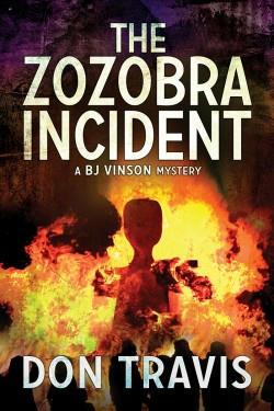 Don Travis - The Zozobra Incident Cover