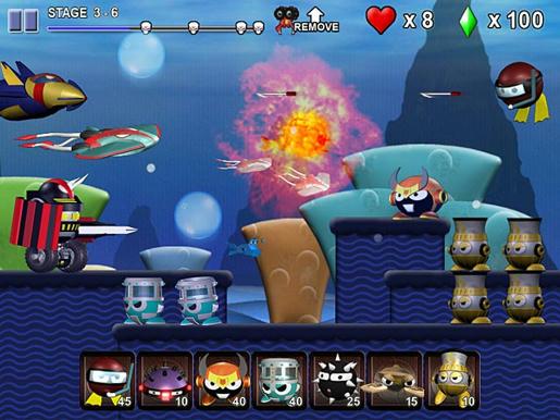 Mini Robot Wars ภาพตัวอย่าง 01