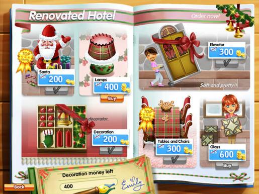 Emily's Holiday Season ภาพตัวอย่าง 03
