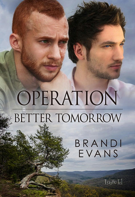 Brandi Evans - Operation Better Tomorrow Cover
