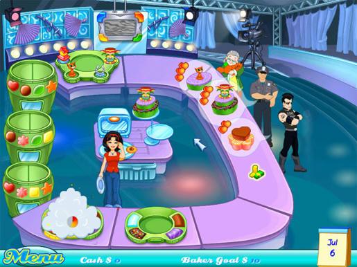 Cake Mania 2 ภาพตัวอย่าง 01