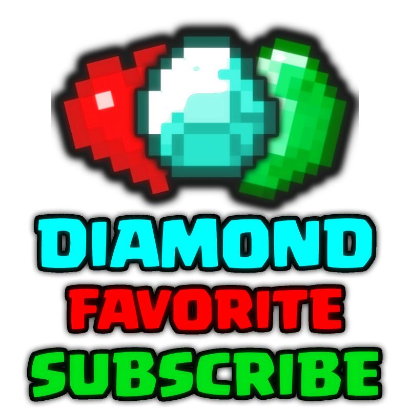 Diamond favorite subscribe