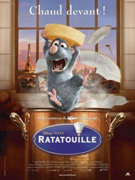 نقد و بررسی انیمیشن رتتویی Ratatouille -2007