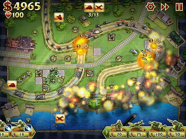 Toy Defense 2 ภาพตัวอย่าง 01