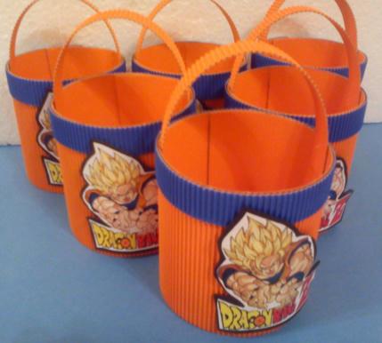 Femixi Souvenirs Carameleras Dragon Ball Z