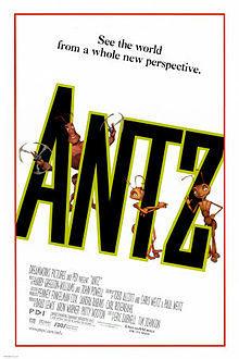 نقد انیمیشن مورچه ای به نام زی - 1998