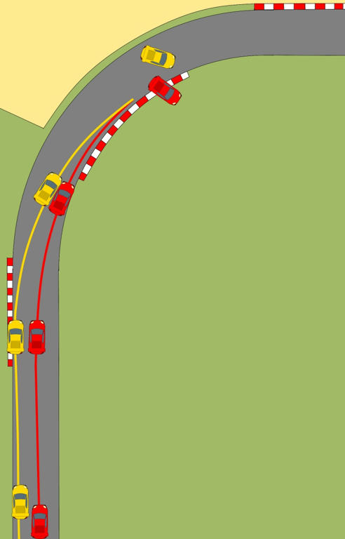 Conduite côte à côte / Side by side driving 81grxdv5706mt5c6g