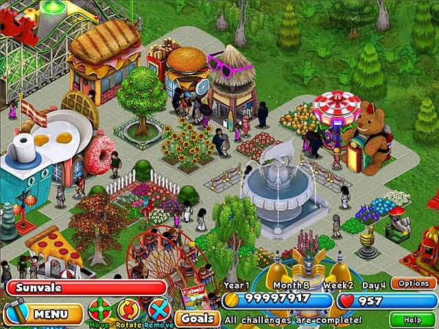 Dream Builder - Amusement Park ภาพตัวอย่าง 03