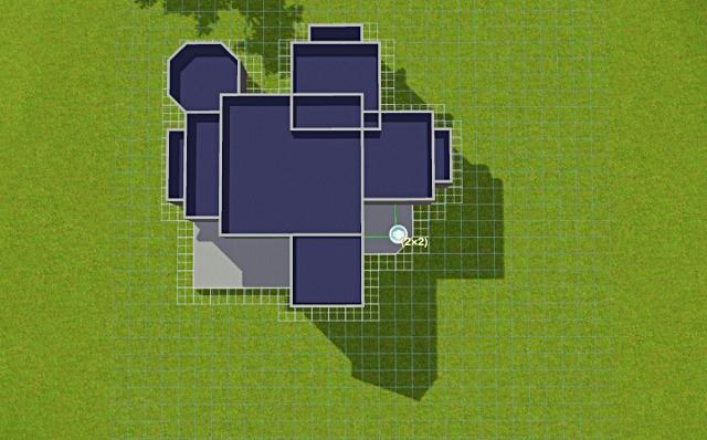 [Débutant] - Du carré à la maison victorienne - La maison bleue 3le1a98ueu9cum8zg