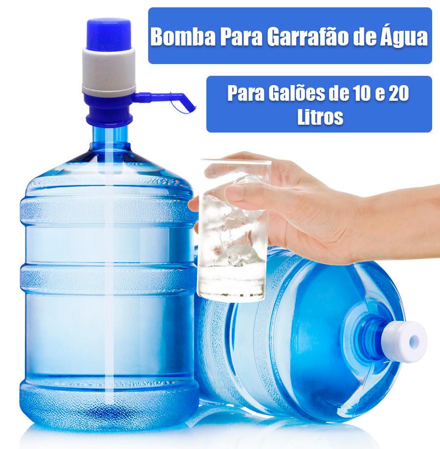 Bomba P Garraf O Manual Gal O 10 20 Litros De Gua R