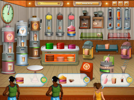 Cake Shop ภาพตัวอย่าง 01