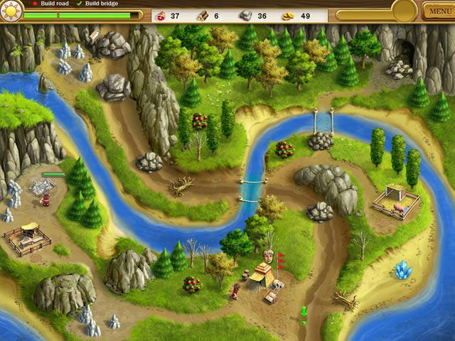 Roads Of Rome ScreenShot01