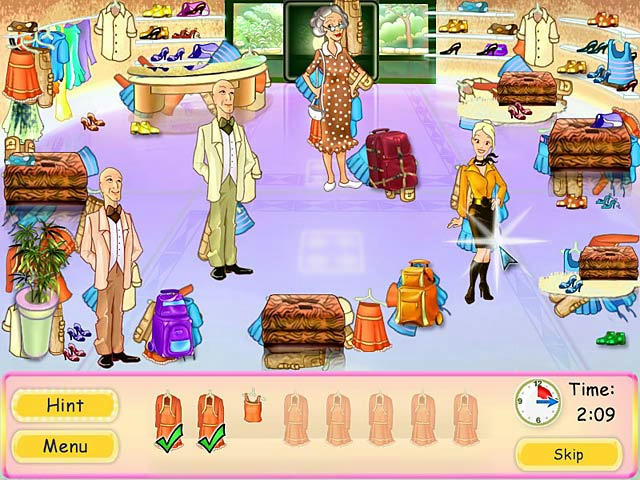 Posh Shop ScreenShot01