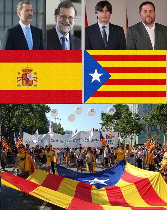 Día dos: Catalunya Resistencia civil Vs Intervención
