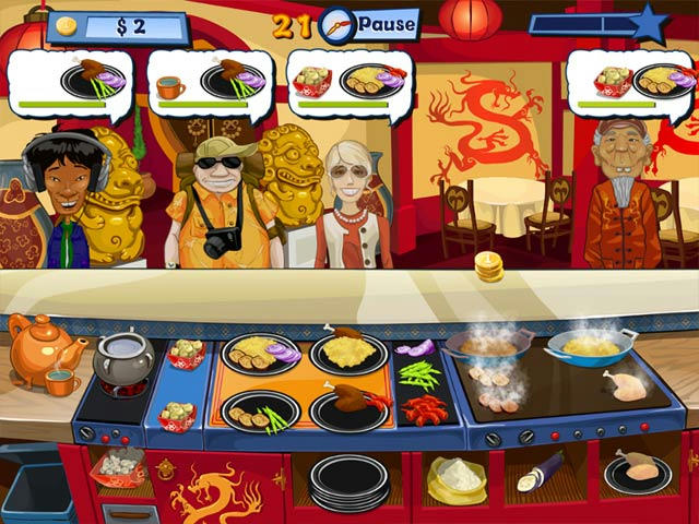 Happy Chef 2 ภาพตัวอย่าง 01