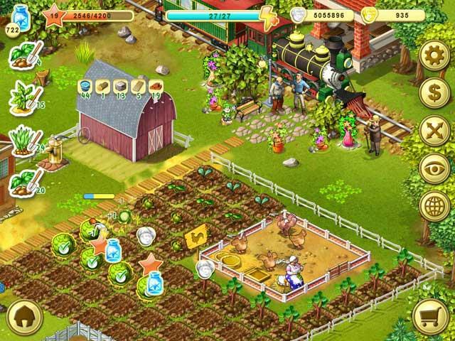 Farm Up ภาพตัวอย่าง 01