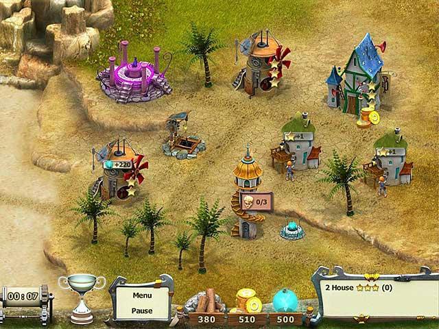 Age of Adventure - Playing the Hero ภาพตัวอย่าง 02
