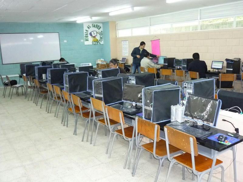 Aula Informática Sede Sucre