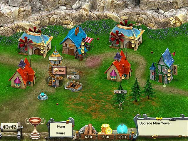Age of Adventure - Playing the Hero ภาพตัวอย่าง 03