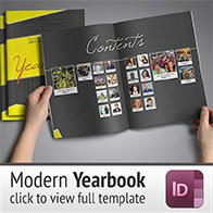 Elegant Photobook Template