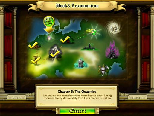 Bookworm Adventures ภาพตัวอย่าง 02
