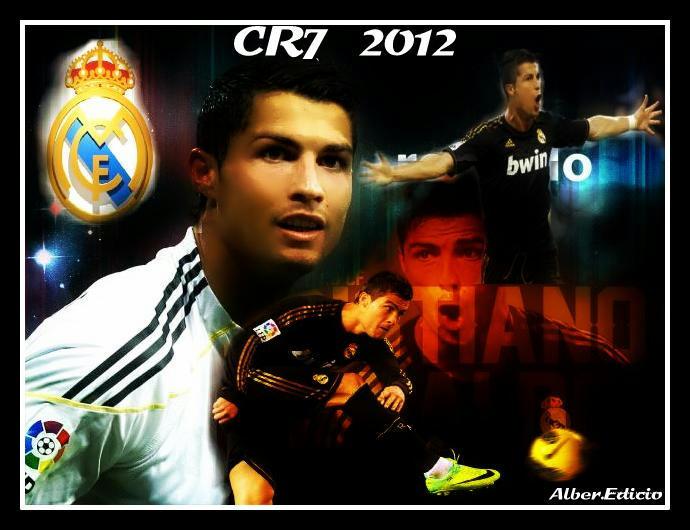cr7 2012