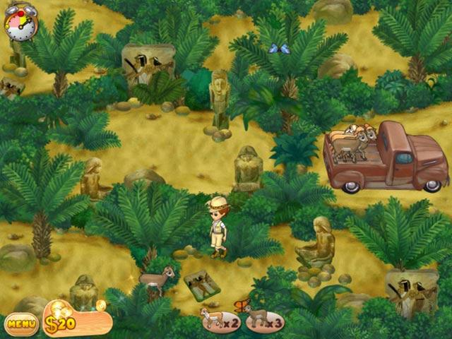 Farm Mania - Hot Vacation ภาพตัวอย่าง 02