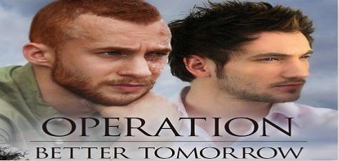 Brandi Evans - Operation Better Tomorrow Banner