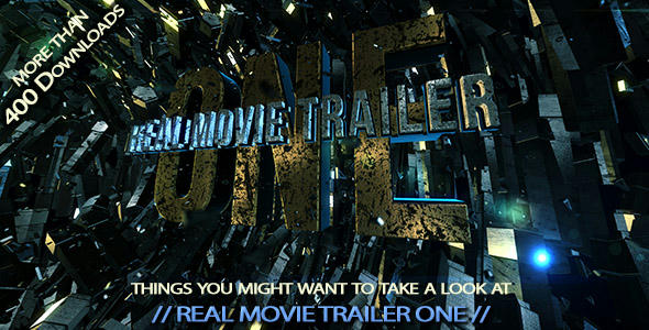 Real Movie Trailer