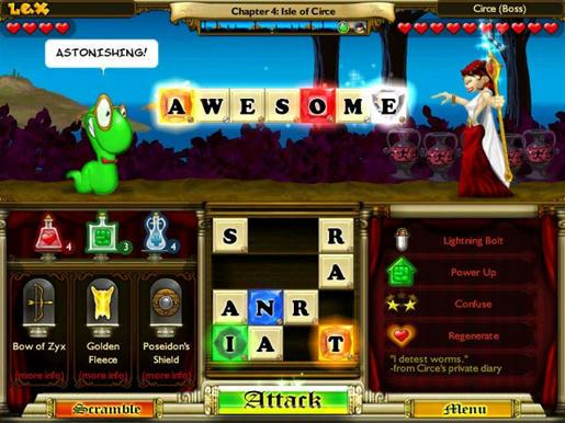 Bookworm Adventures ภาพตัวอย่าง 01