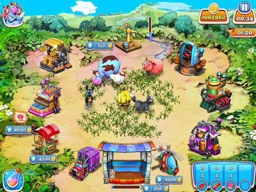 Farm Frenzy - Hurricane Season ภาพตัวอย่าง 02