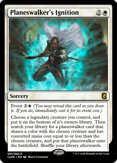 Planeswalker's Ignition