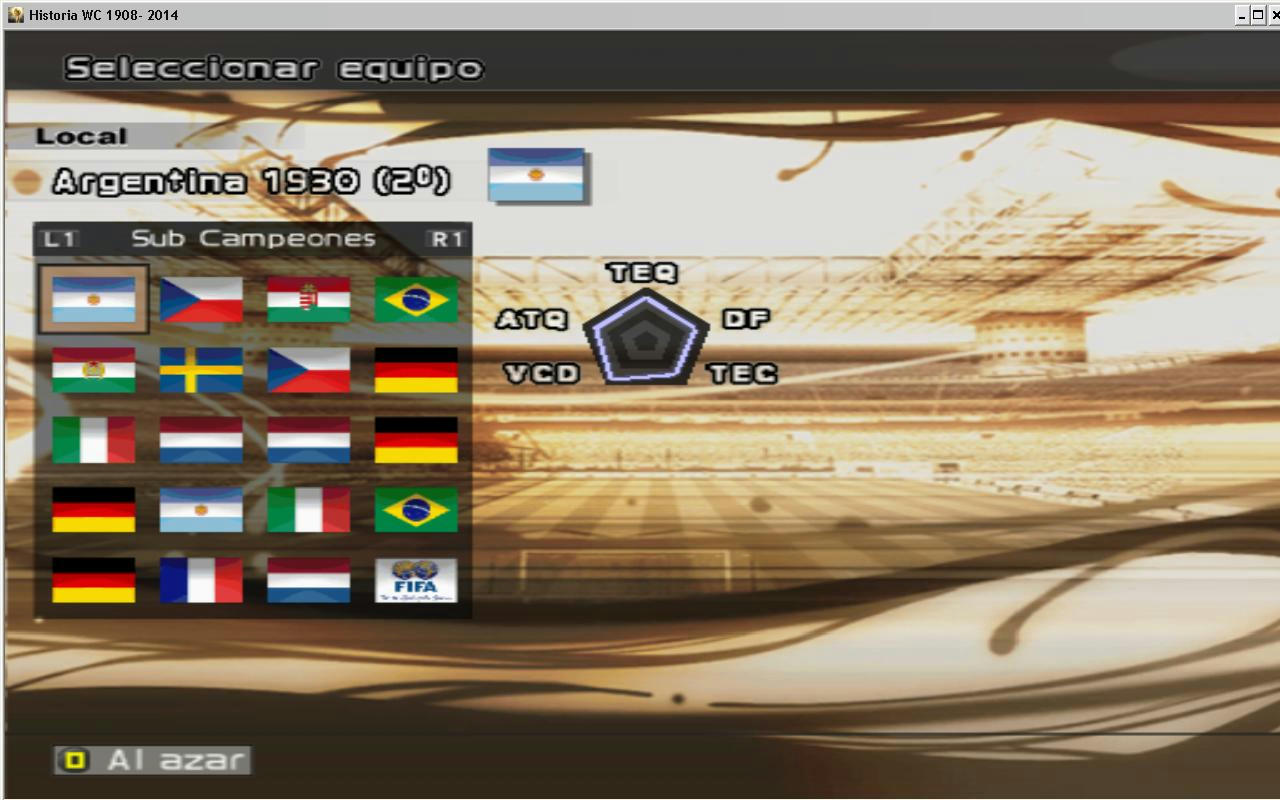 [Actualizacion WC 2014][PES6]Historia de los Mundiales 1908 - 2014 Ube4g0j3cvzc7a1fg