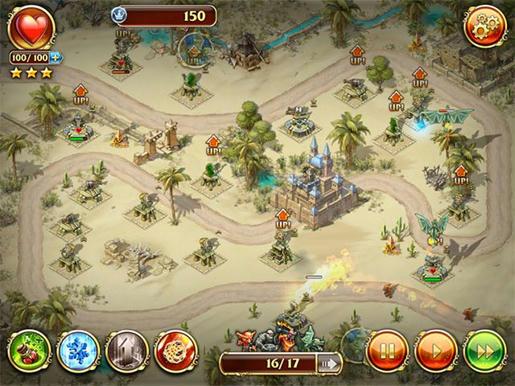 Toy Defense 3 - Fantasy ภาพตัวอย่าง 03